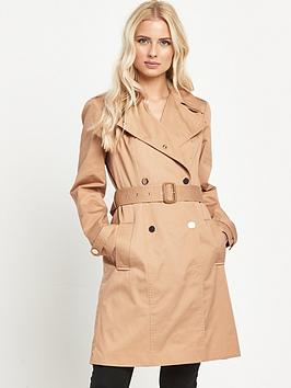 miss-selfridge-structured-trench-coat