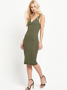 miss-selfridge-ribnbsptextured-bodycon-dress