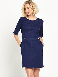 oasis-oasis-denim-shift-dress