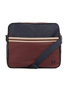 fred-perry-coated-canvas-mens-messenger-bag