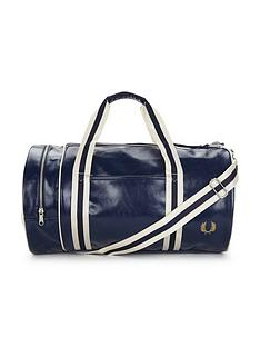 fred-perry-fred-perry-classic-barrel-bag