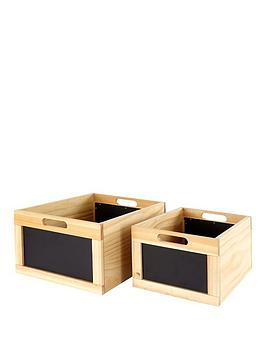 set-of-2-natural-oak-wooden-storage-crates