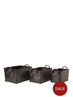 set-of-3-rectangular-storage-baskets-black