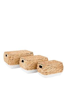 set-of-3-water-hyacinth-storage-trunks-with-white-border