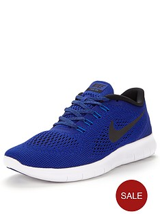 nike-free-run-running-shoe-navy-blue