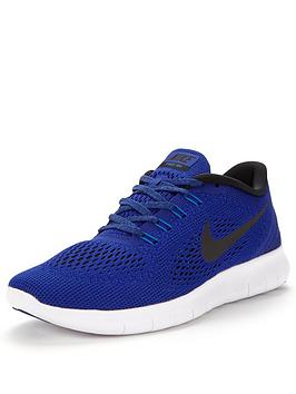 nike-free-run-running-shoe-navy-blue