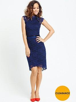 myleene-klass-lace-detail-dressnbsp