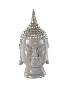 buddha-head-grey