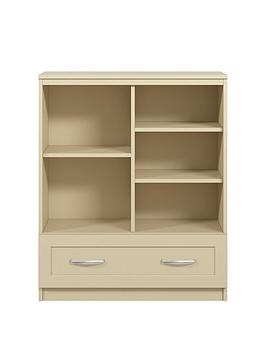 oslo-console-bookcase-cream