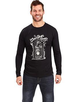 joe-browns-christmas-cheer-mens-t-shirt