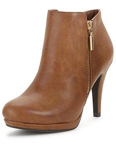 wallis-wallis-amal-side-zip-ankle-boot