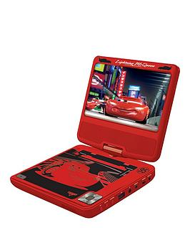 Disney Cars Portable Dvd Player