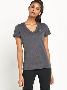 under-armour-ua-techtrade-v-neck-tee