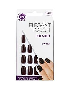 elegant-touch-elegant-touch-polished-oval-nails-garnet