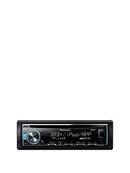 pioneer-ic-cd-tuner-usb-dab-ipodiphone-control-mixtrax-amp-rgb-display-deh-x6800dab