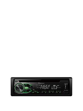 pioneer-ic-cd-tuner-mp3-usb-green-amp-white-display-deh-1800ubg
