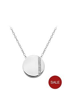 hot-diamonds-hot-diamonds-silhouette-sterling-silver-circle-pendant