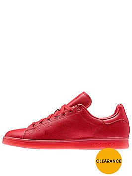 adidas-originals-stan-smith-adicolornbspmensnbsptrainers-red