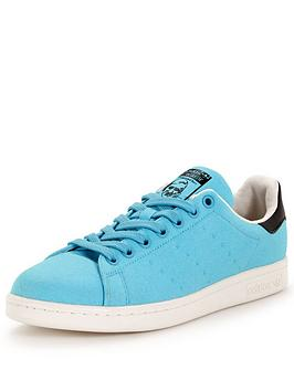adidas-originals-stan-smith-mensnbsptrainers-blue