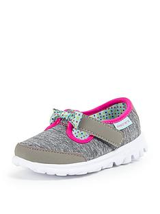 skechers-go-walk-bitty-bow-strap-shoe