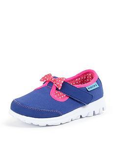 skechers-go-walk-bitty-bow-strap-shoe