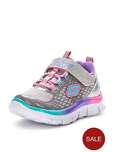 skechers-younger-girls-skechnbspappeal-strap-trainers
