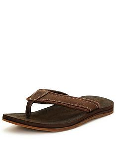 timberland-timberland-sea-haven-leather-and-fabric-flip-flop
