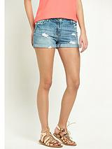 Blake Boyfriend Denim Shorts