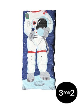 highland-trail-astronaut-kids-sleeping-bag