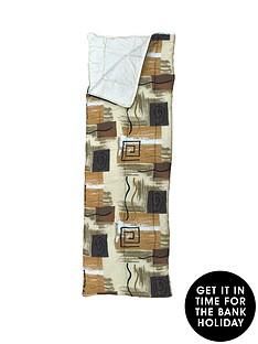 highland-trail-oklahoma-single-printed-sleeping-bag