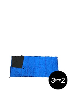 highland-trail-king-size-fleece-lined-sleeping-bag