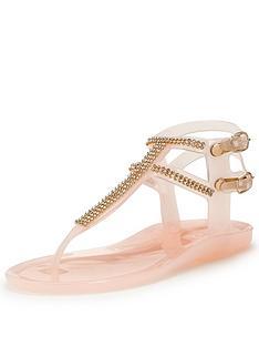 lipsy-gemma-flat-jelly-sandal