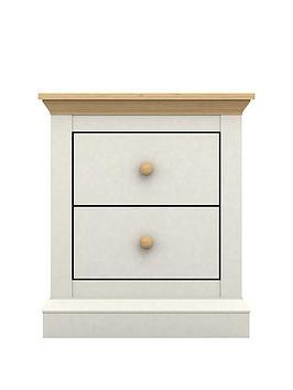 hannah-2-drawer-bedside-cabinet