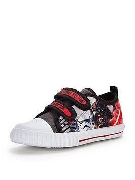 star-wars-boys-canvas-shoes