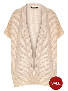 river-island-girls-poncho-knitted-cardigan