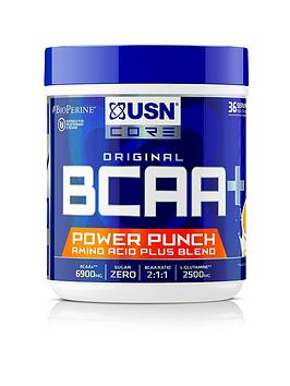 USN Usn Bcaa Power Punch Amino Acid Plus Blend - Tangerine Picture