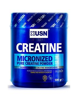 USN Usn Creatine Monohydrate 500G Picture