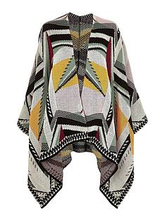 river-island-knitted-print-cape