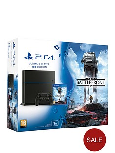 playstation-4-console-with-star-wars-battlefront-and-optional-12-months-playstation-plus-and-extra-dualshock-4-controller