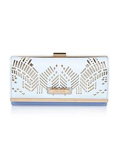 river-island-laser-cut-clip-top-purse