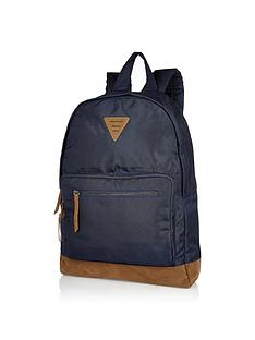 river-island-river-island-mens-backpack