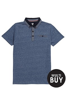 v-by-very-boys-space-marl-double-collar-polo-shirt