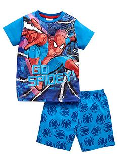 spiderman-boys-shortynbsppyjamas