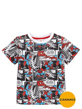 spiderman-boys-sublimation-comic-t-shirt