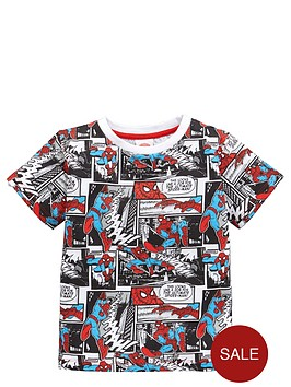 spiderman-boys-sublimation-comic-t-shirt