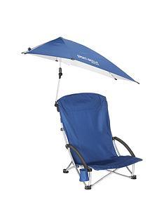 sklz-sportsbrellanbspbeach-chair-blue