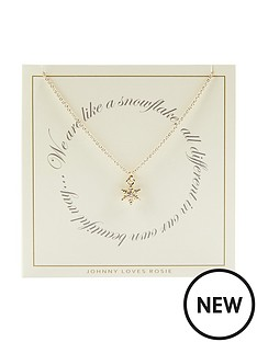 johnny-loves-rosie-snowflake-necklace-and-giftnbspcard
