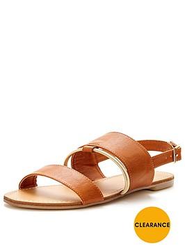miss-kg-delinanbsptwo-strap-sandalnbsp