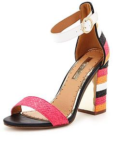 miss-kg-ebony-two-strap-block-heel-sandal