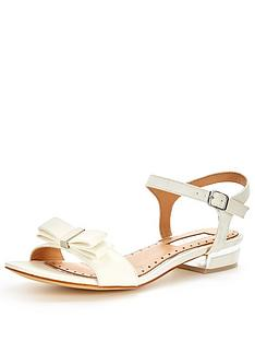 miss-kg-ruby-low-heel-bow-trim-sandal
